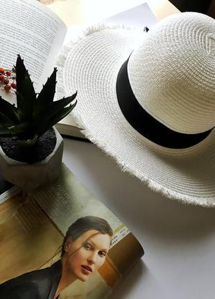 Пляжная шляпа l'carvari