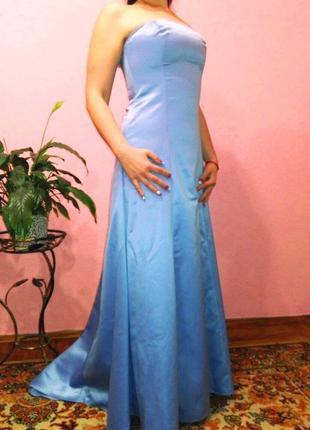 Очень красивое вечернее платье debut для корпоратива, для вечеринки, для свидетельницы