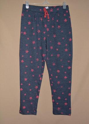 Спортивные штаны для девочки размер 122-128 action