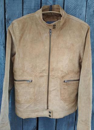 -50% кожаная куртка, косуха 100% кожа