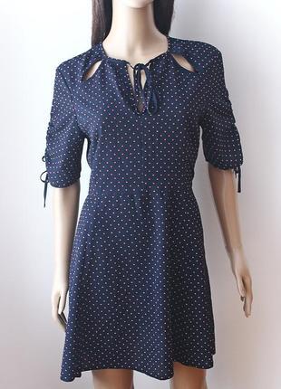 Легкое платье miss selfridge • р-р l