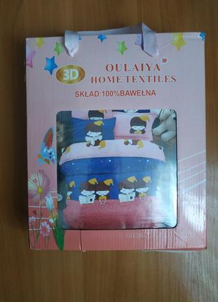 Акция!!!детское постельный комплект 😍2