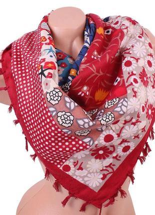 Женский платок famo ds-f-1812-1