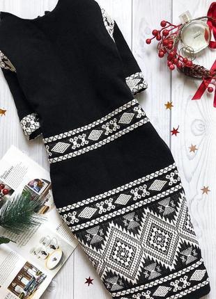 Красивое мерцающее коттоновое платье с вышивкой topshop