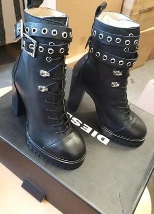 Ботинки 37, 38 размера