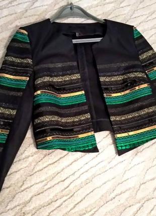 H&m новый жакет / пиджак