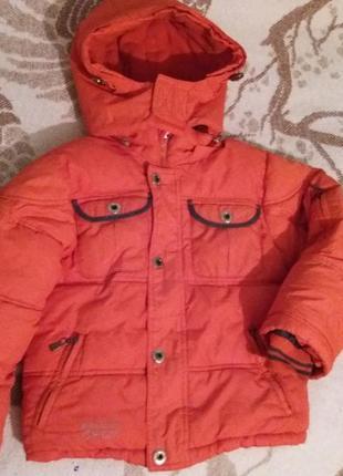 Пуховик, куртка зимова