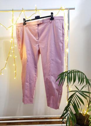 """Стильные брюки """"сигареты"""" uk 24"""