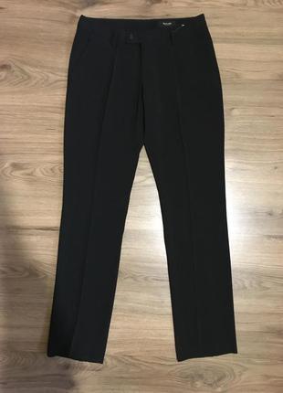 Базовые классические брюки с низкой посадкой!!