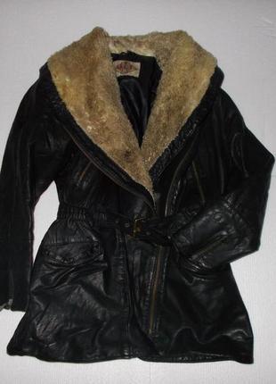 Косуха-куртка 100% кожа торг