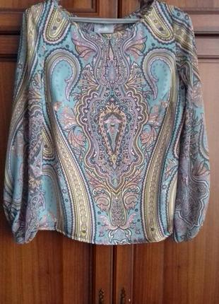 Шикарна шовкова блуза