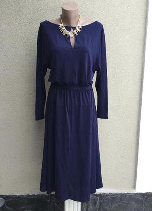 Красивое платье,длинный рукав,карманы по боку,вискоза от &other stories
