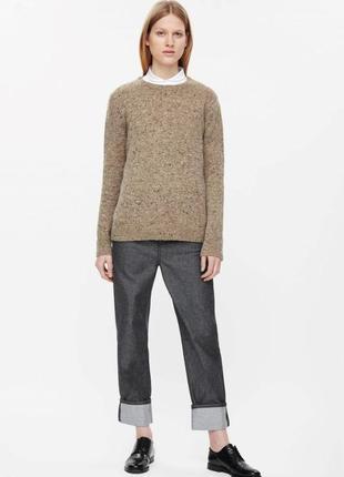 Cos свитер оверсайз - 100% шерсть!