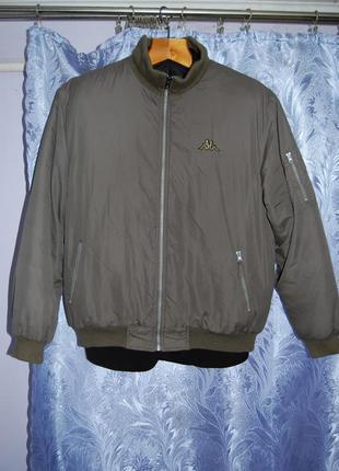 Куртка-пуховик мужская kappa