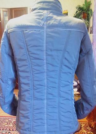Брендовая куртка,курточка,парка,жакет,немецкого бренда 46р.наш4 фото