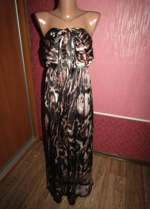 Платье р-р xs сост нового h&m