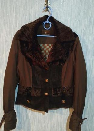 Курточка от louis vuitton