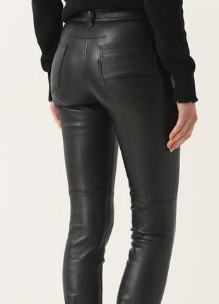 Штаны женские кожаные брюки кожаные штаны женские скини