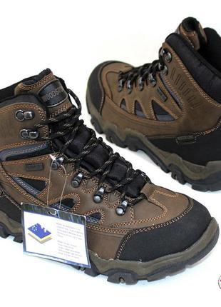 Трекинговые ботинки woodstone willowtex 41 р