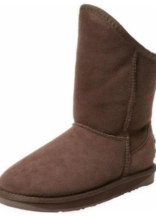 Ugg australia luxe collective cosy short sheepskin boot 10 us 41