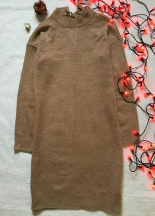 Платье трикотажное со шнуровкой primark размер 10/12