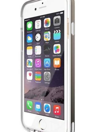 Фирменный противоударный чехол tech21 evo elite для iphone 7 8  новый в упаковке5
