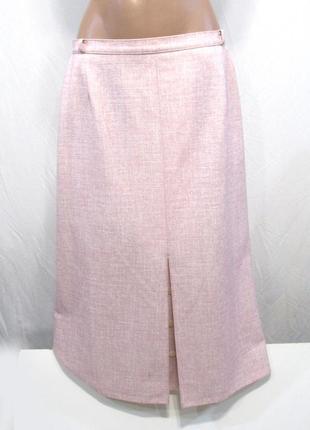 Роскошная нежная длинная юбка