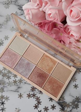 Палмтра хайлайтеров makeup revolution