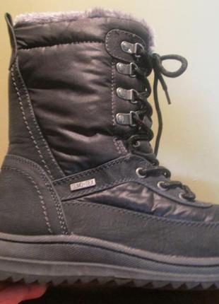 Сапоги ботинки дутики stone walk sumotex р.37.(легкое б/у)