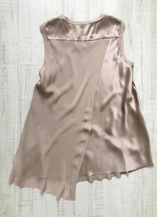 Шелковая шикарная блуза2