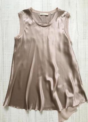 Шелковая шикарная блуза1