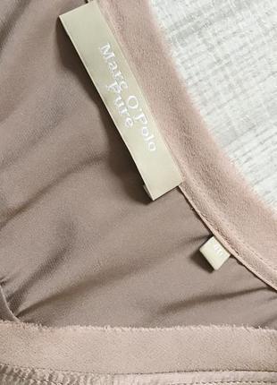 Шелковая шикарная блуза5