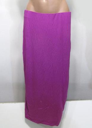 Новая с бирками роскошная макси юбка