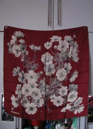 Шелковый платок jacqmar