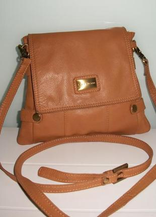 River island кожаная сумка сумочка кроссбоди