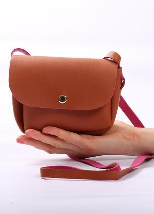 """Красивая маленькая сумочка для телефона """"акварель"""""""