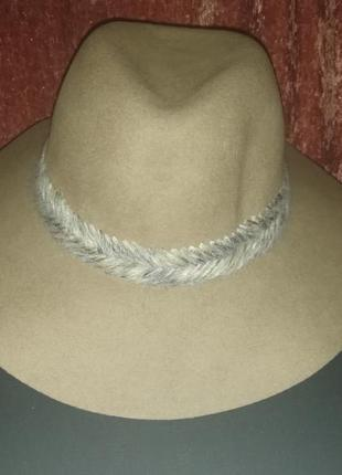 Шляпа, капелюх zara m