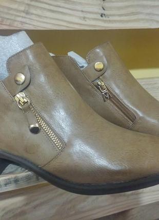 Женские ботинки mariamare 40 р