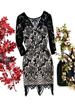 Кружевное платье, нарядное