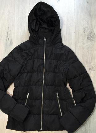 Серная курточка с капюшоном