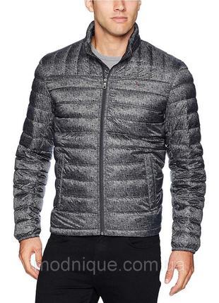 Мужская демисезонная куртка tommy hilfiger. размер xxl.