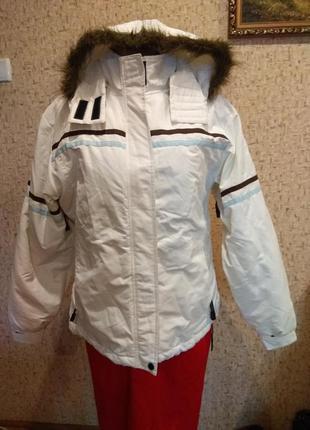 Лыжная куртка 48 размер