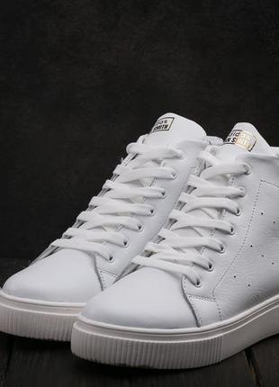 Женские зимние кроссовки adidas stan 36, 37, 38, 39, 40, 41
