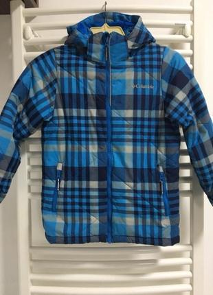 Куртка columbia, 6-7 лет