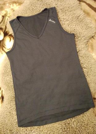 Брендовая шикарная термо майка футболка odlo