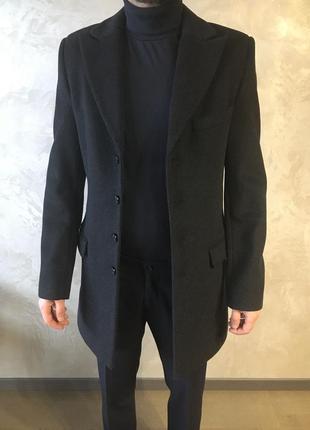 Мужское пальто time of style