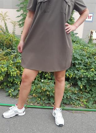 Платье туника forever 21
