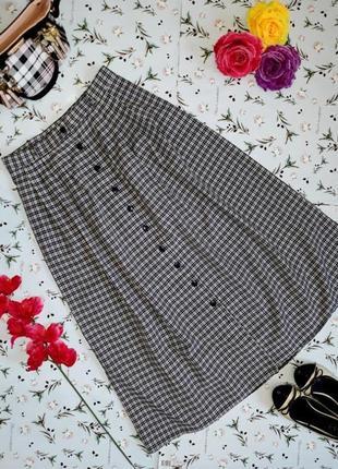 Фирменная стильная длинная юбка, размер 44-46, производство англия