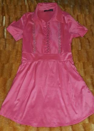 Туника - рубашка - платье
