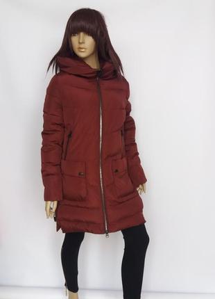 Зимняя куртка, пуховик liliya a-01. очень теплая